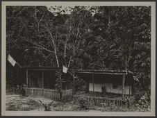 Tombes traditionnelles des autochtones