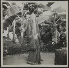 Pondichéry. Femme de condition moyenne