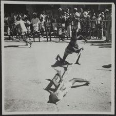 Danse du Tigre. Fête musulmane