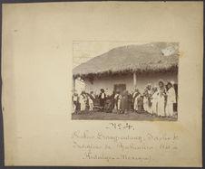 N° 4. Phallus Orang-outang. Idoles des Indigènes de Yahualica