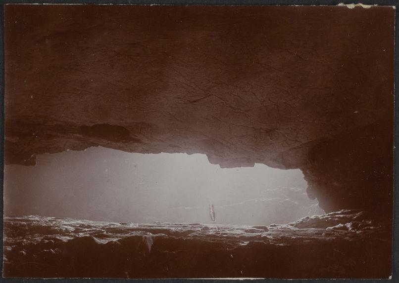 Sans titre [Grotte]