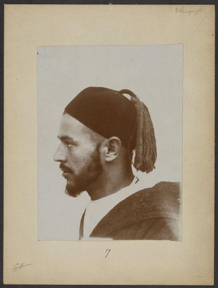 Homme de Tanger d'origine Riffaine