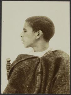Jeune homme de l'Andjera