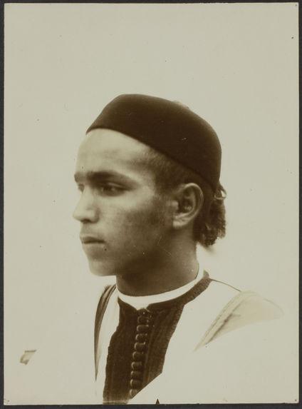 Jeune homme de Tanger
