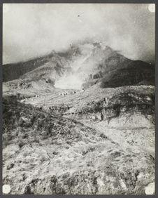 Montagne Pelée. Martinique. Haute Rivière sèche