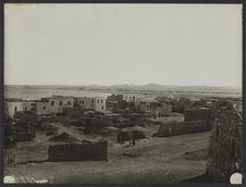 Kosseir. Vue sur le Sud prise du port Napoléon