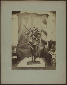 Costume des chefs indiens Appiacaz (Amazone)