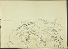 Sans titre [carte du Sahara]