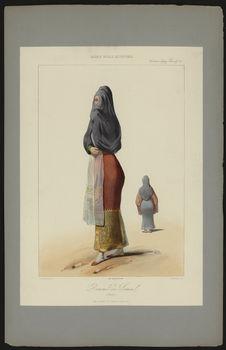 Femme de Lima (Pérou)