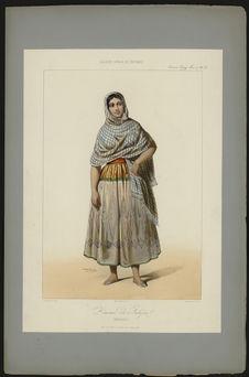 Femme de Jalapa (Mexique)