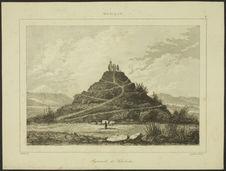Mexique. Pyramide de Cholula