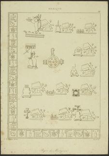 Mexique. Règne de Montézuma