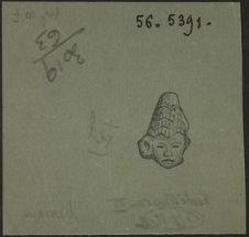 Fig. 10 b. Teotihuacan III. Mexique