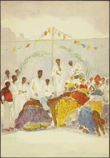 Homenagem ao Santo [cérémonie religieuse]