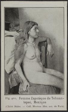Femme Zapotèque de Tehuantepec, Mexique