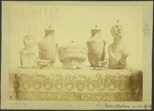 Coll. Labadie. M.E.T 32.167 [matériel céramique et lithique]