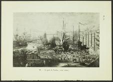 Le port de Toulon. Tourville. Maréchal de France (XVIIe siècle) [tableaux]
