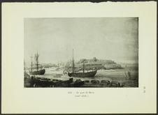Le port de Brest. Guichen, Lieutenant-Général. La Flore (XVIIIe siècle)