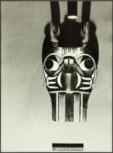 Masque de Sxwaixwe, génie protecteur