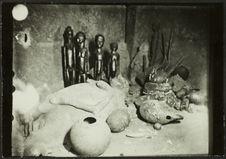 Sans titre [poteries et statuettes]