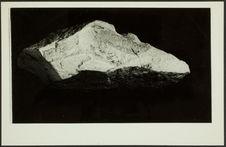 Trière sur gros bloc de quartzite. Série III : non roulée...