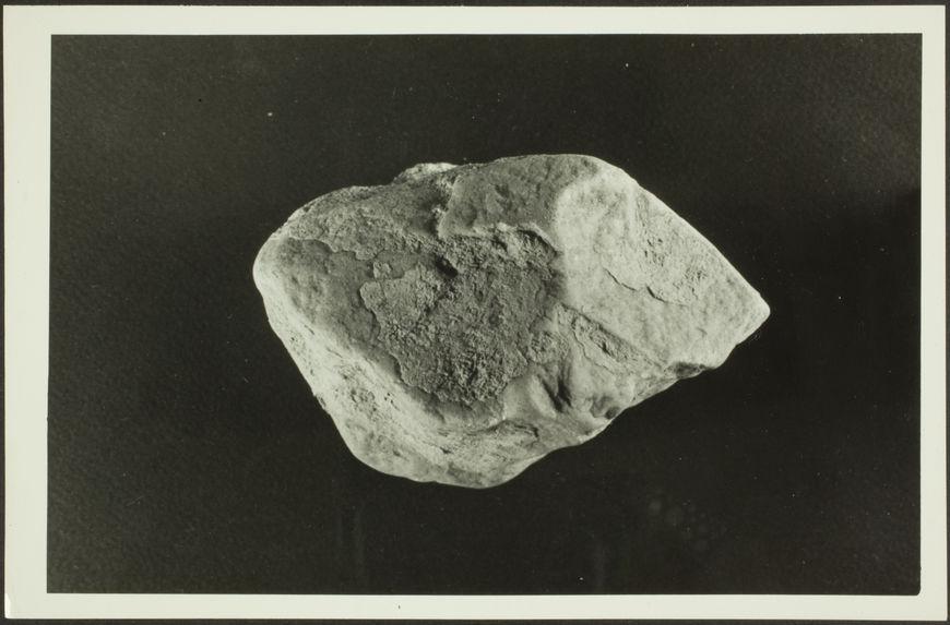 Pebble-tool. Pebble-Culture évoluée. Carrière de Sidi Abderrahman - Extension