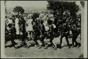 Oubangui - Chari - Bambari. Danse en cercle