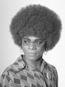 Autoportrait, série African spirits