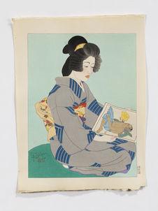 La geisha Kiyoka