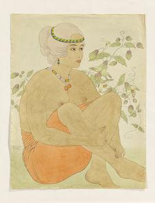 Rosa Rogopes. Belle de Saipan, soeur de Vicente