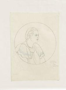 Mme Hartmann, fille de Nedelec
