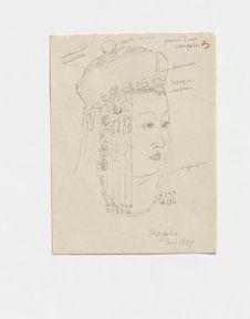 Grande dame mongole