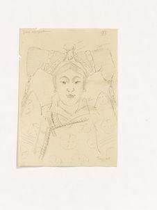 Dame mongole. (XI)