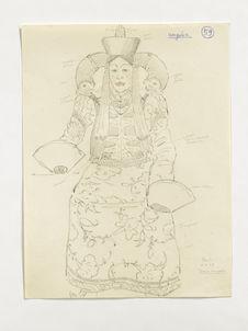 Dame mongole. (59)