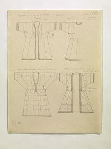 Sans titre [vêtements aïnos]. (48)