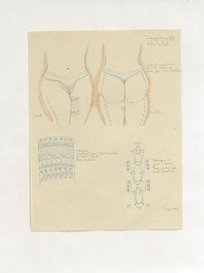Tatouages divers (21). Femme de Mogmog, bras d'homme de Truck, jambe d'homme