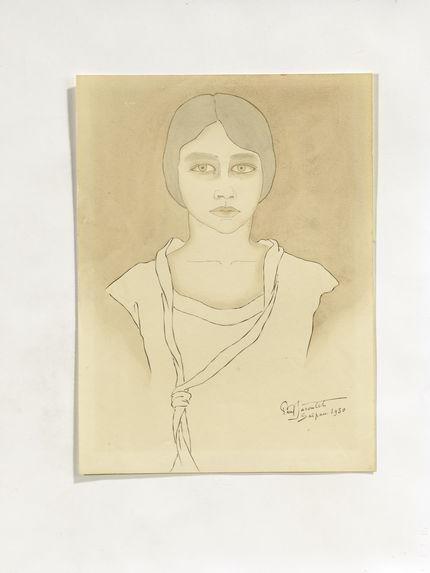 Stephania, jeune chamorro. Stephania, Young Chamorro Woman