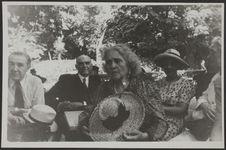 Congrès des Américanistes 1947, zoo de Vincennes