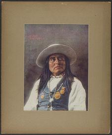 Chief Josh. Sancarlos Apache
