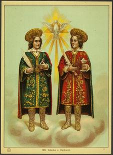 SS. Cosma e Damiano