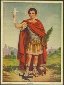 439. St. Expeditus. San Expedito