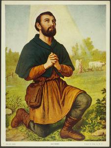 443. St. Isidor. San Isidro