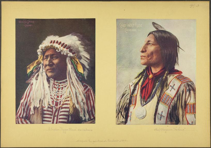 Chief Wolfe Robe, Cheyenne