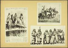 Indiens du village Santa Clara