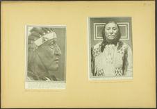 Little Wolf, a Cheyenne chief