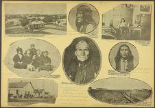 Chato leader of many apache raids