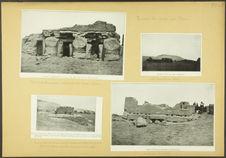Ruin of pre-inca structures at Pachacamac