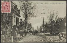 Partie Ouest du Village, Ste-Anne-de-la-Pérade, P.Q. (Canada)