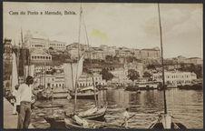Caes do Porto e Mercado, Bahia