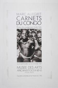 Carnets du congo, Marc Allégret
